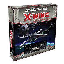 Fantasy Flight Games Joc Star Wars: X-Wing, cu miniaturi