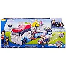 Spin Master Paw Patrol - Set de joaca cu vehicul si figurina Ryder