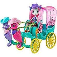Mattel Set de joaca Enchantimals Trasura cu Caluti de Mare