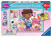 Ravensburger Puzzle 2 in 1 - Doctorita Plusica, 48 piese