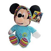 Simba Nicotoy Disney - Jucarie de plus Mickey Mouse in salopeta, 25 cm