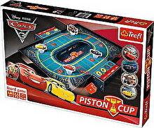 Trefl Joc Cars 3 - Cursa de masini Piston cup