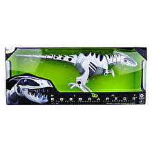 WowWee Jucarie interactiva WowWee - Mini Roboraptor, 37 cm