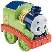 Fisher Price Locomotiva Fisher-Price Thomas si prietenii Percy cu tractiune