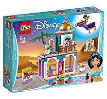 LEGO Disney Princess, Aventurile de la palat ale lui Aladdin si Jasmine 41161