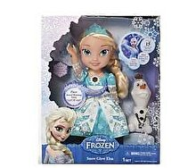 Jakks Pacific Papusa Disney Frozen - Toddler Snow Glow Elsa, 36 cm