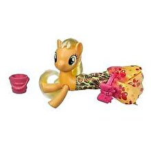 My Little Pony Movie, Figurina ponei de mare cu rochita - Applejack