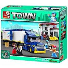Sluban Town - Camion, 537 piese