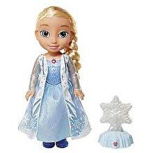 Jakks Pacific Disney Frozen - Papusa Elsa, Luminile Nordului, 35 cm