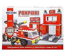 Momki - Pompieri, Statie pompieri, 301 piese