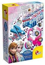 Lisciani Set creativ Disney Frozen - Bratari supraelastice