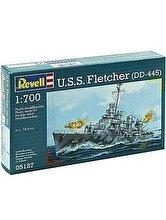 Revell Macheta Revell - Nava U.S.S. Fletcher (DD-445)