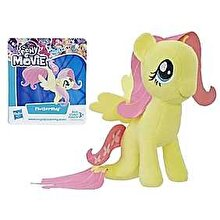My Little Pony, Ponei plus Twinkle Fluttershy, 12 cm