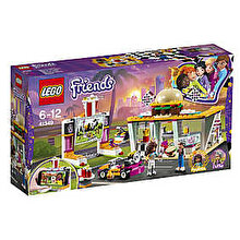 LEGO Friends, Restaurant Circuitului 41349