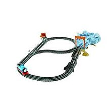 Fisher Price Thomas & Friends - Set trenulet Pe marginea prapastiei