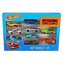 Hot Wheels Set masinute Hot Wheels, 10 bucati