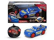 Dickie Toys Cars 3 - Masina RC Fabulous Turbo Racer Lightning McQueen