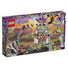 LEGO Friends, Ziua cea mare a cursei 41352