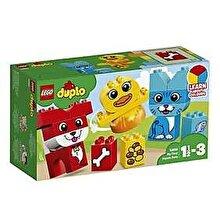 LEGO DUPLO, Primele mele animalute 10858