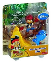 Fisher Price Jake si Piratii, Figurina Jake Skater