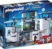 Playmobil City Action, Sediu de politie cu inchisoare