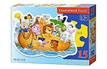 Castorland Puzzle contur Arca lui Noe, 15 piese