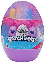 Spin Master Hatchimals - Set creativ culori si stampile