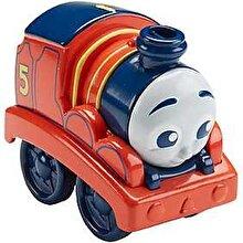 Fisher Price Locomotiva Fisher-Price Thomas si prietenii James cu tractiune