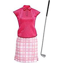 Barbie Set Barbie Hainute si Accesorii Golf