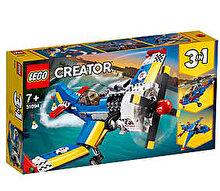 LEGO Creator 3 in 1, Avion de curse 31094