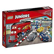 LEGO Juniors - Cars 3, Cursa finala Florida 500 10745