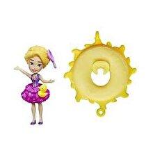 Disney Princess - Mini papusa Rapunzel, pentru joaca in apa