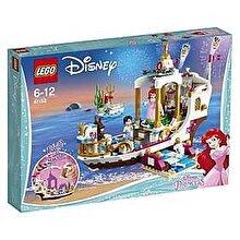 LEGO Disney Princess, Ambarcatiunea regala a lui Ariel 41153