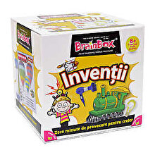 Green Board Games Joc Brainbox - Inventii