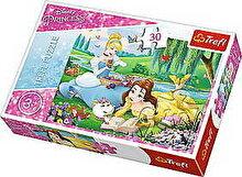 Trefl Puzzle Frumoasa si Cenusareasa, 30 piese