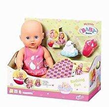 Zapf My Little Baby Born - Papusa la baita, 32 cm