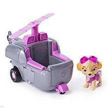Spin Master Paw Patrol - Vehicul cu figurina Skye Transforming Helicopter