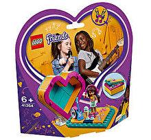 LEGO Friends, Cutia inima a Andreei 41354