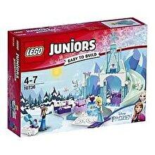 LEGO Juniors - Disney Princess, Anna si Elsa la locul de joaca 10736