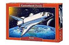 Castorland Puzzle Naveta Spatiala, 500 piese