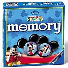 Ravensburger Jocul memoriei - Clubul lui Mickey Mouse