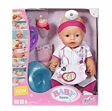 Zapf Baby Born - Papusa doctor