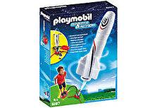 Playmobil Sports&Action, Racheta cu lansator