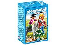 Playmobil Country, Plimbare cu poneiul