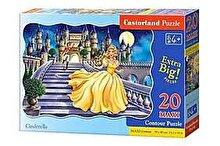 Castorland Puzzle maxi Cenusareasa, 20 piese