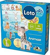 Noriel Joc Loto - Animale