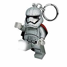 LEGO Star Wars, Breloc cu lanterna - Captain Phasma