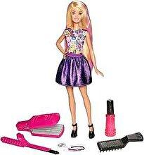 Barbie Papusa Barbie D.I.Y. cu accesorii de coafat