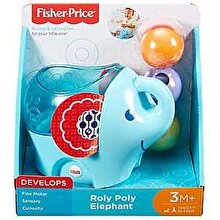 Fisher Price Jucarie interactiva Fisher-Price Elefantul Roly Poly