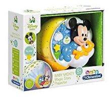 Clementoni Proiector muzical Mickey Mouse